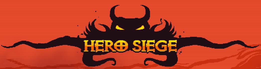 Hero Siege Title